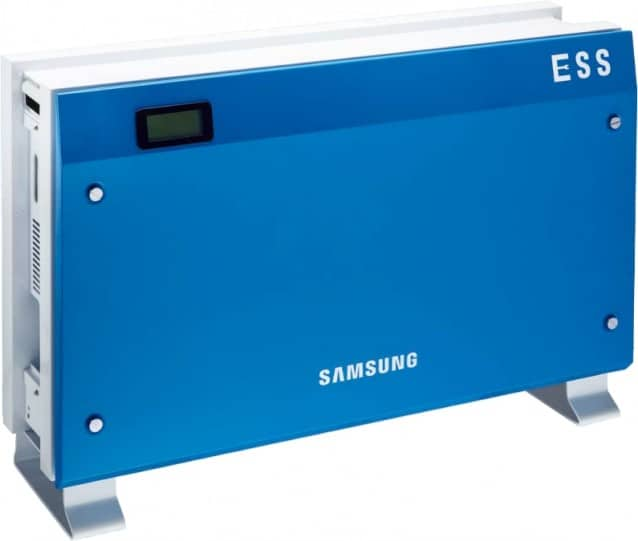 Samsung Sdi 3 6kwh All In One Energy Storage System Ess
