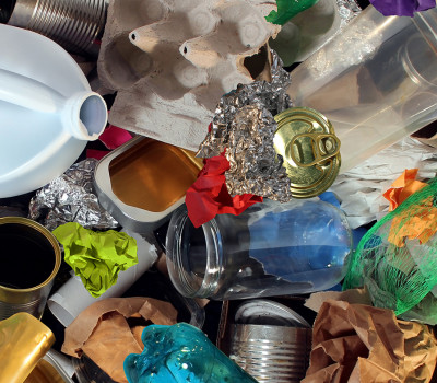 SELL YOUR recycled waste