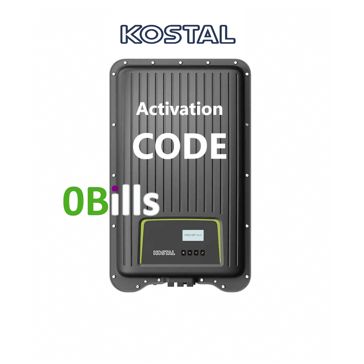 Activation Code for Kostal PIKO MP plus Inverter