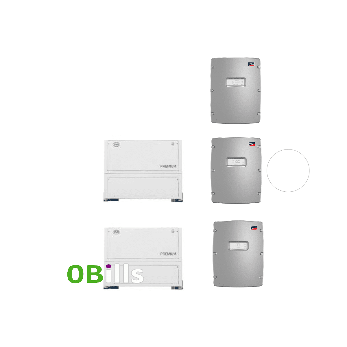 BYD LVL 30.72kWh Lithium-Ion Solar Battery Storage System