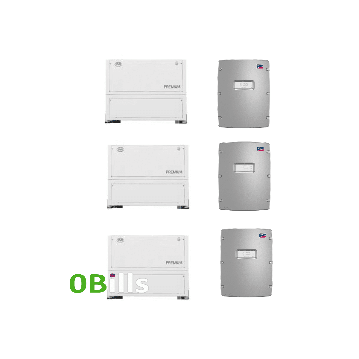BYD LVL 46.08kWh Lithium-Ion Solar Battery Storage System