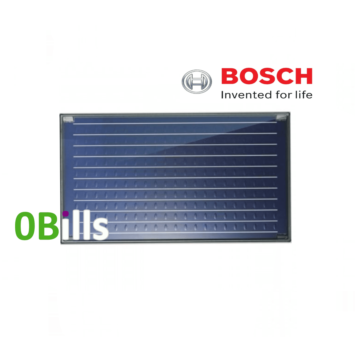 Bosch FKC-2W Solar Thermal Collector Solar 5000 TF Landscape Lifestyle