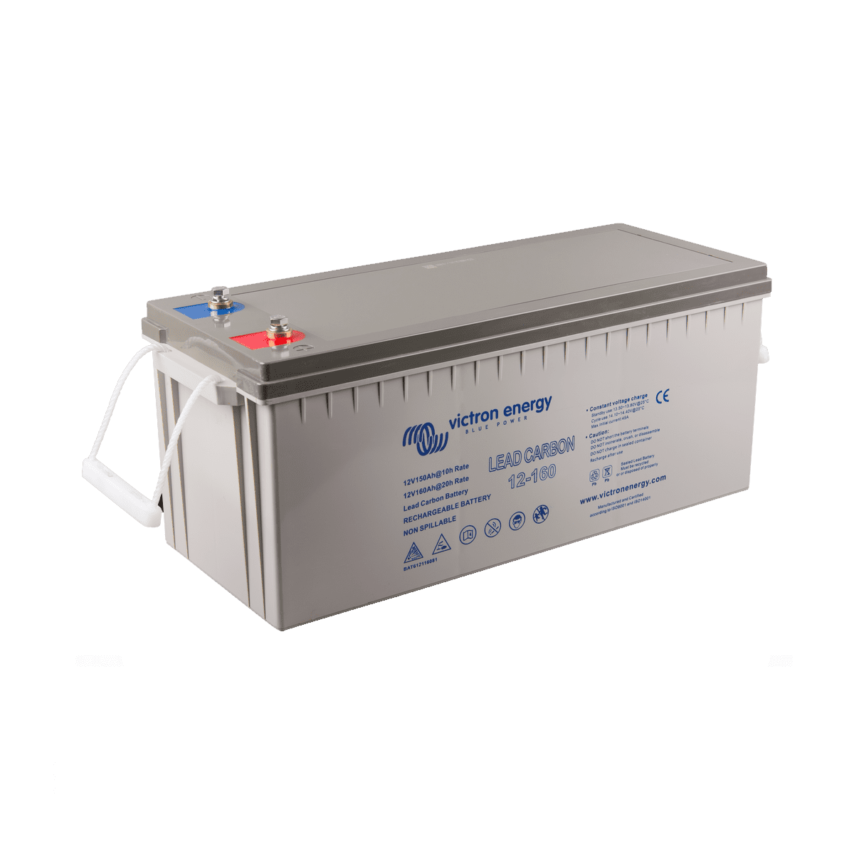 Victron 12V 160Ah Lead Carbon Deep Cycle Battery on Sale