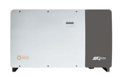 The Fifth Generation Solis Inverters 5G | Commercial Solar Inverters