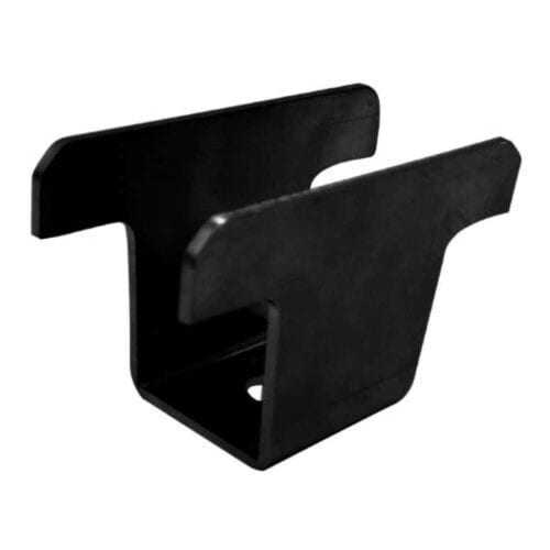 GSE Integration Mid Clamp BLACK 50mm for Roof Integrated Solar Panel Mounting