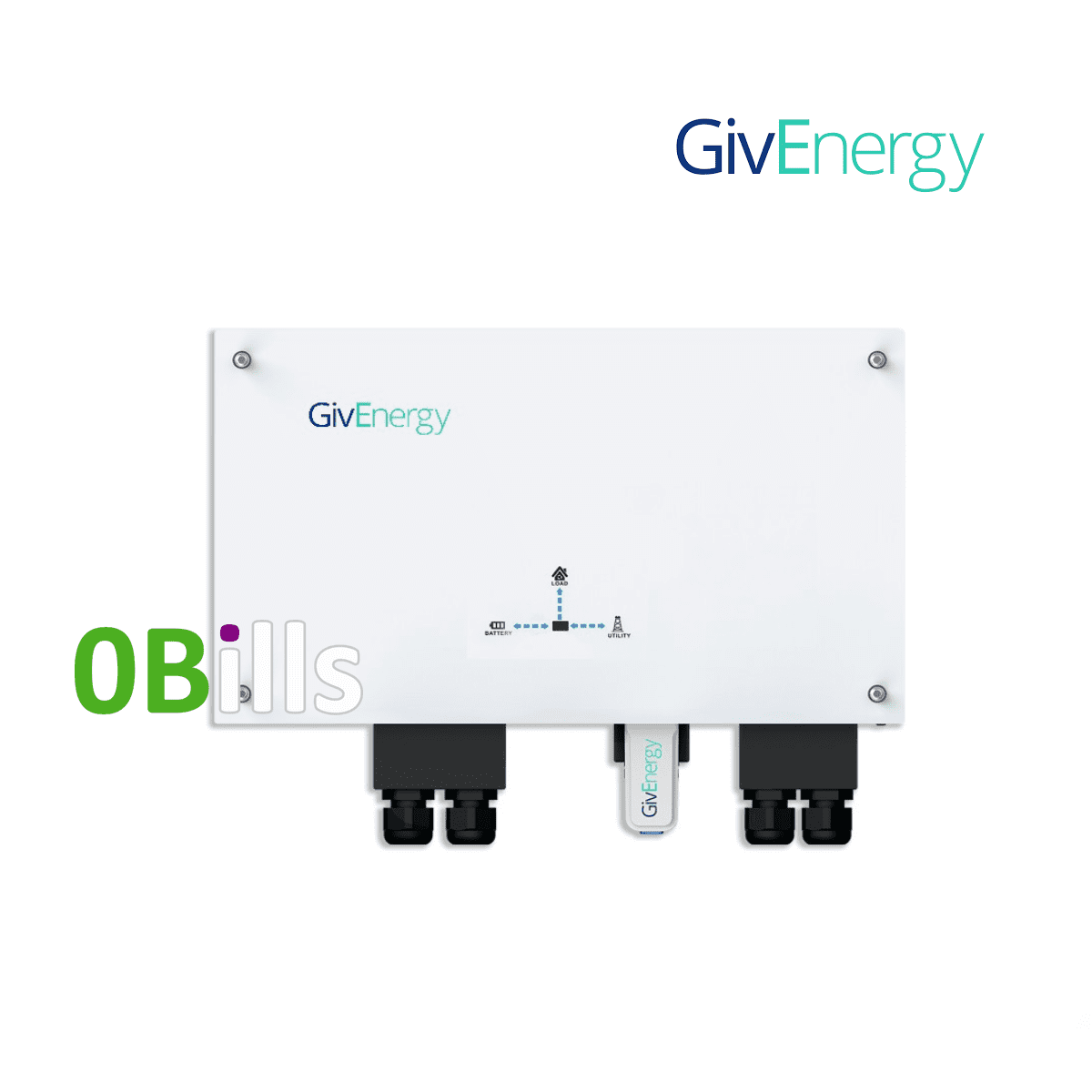 GivEnergy AC Coupled 3kW Battery Inverter for Sale