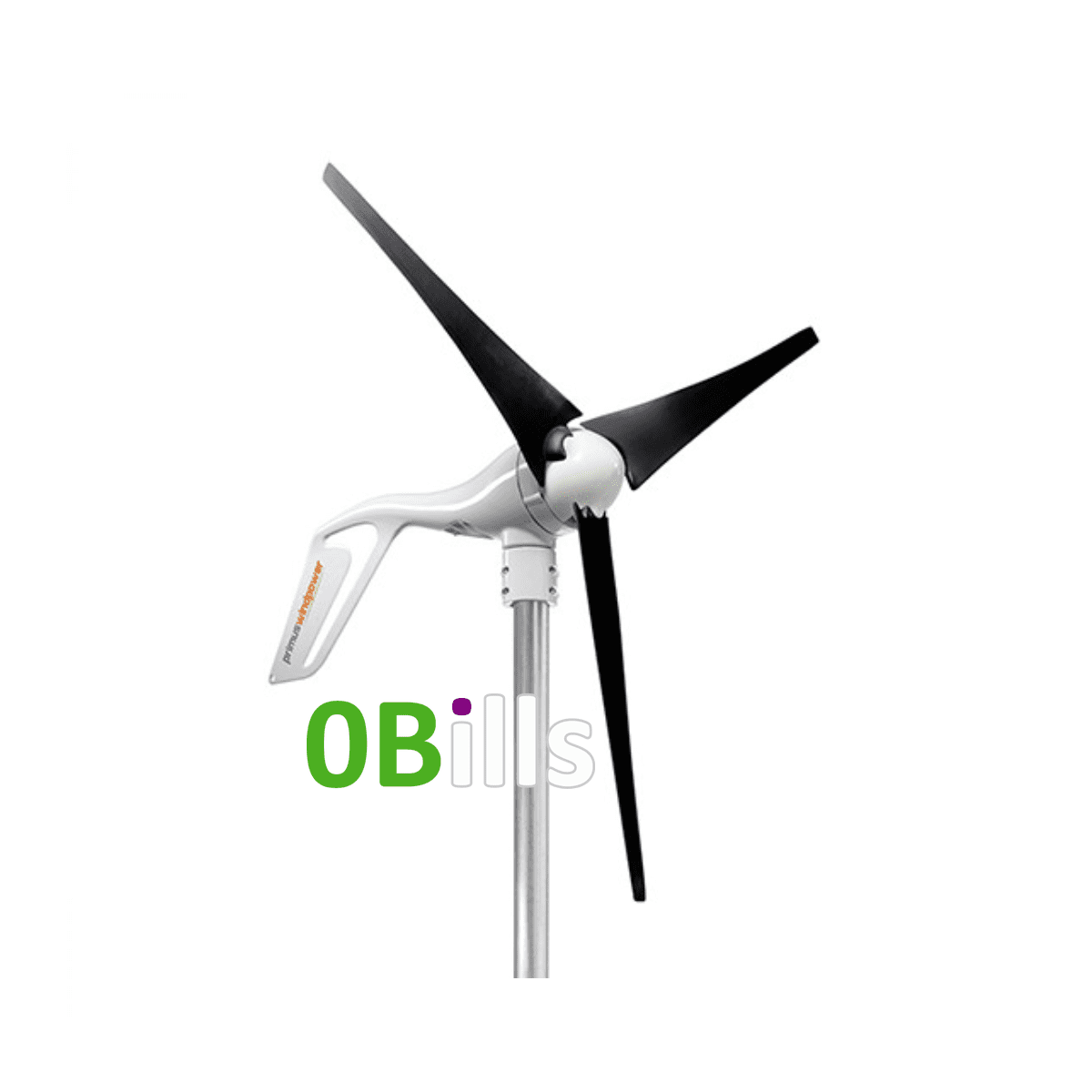 Primus Wind Generator AIR X Marine 160W 48V Wind Turbine