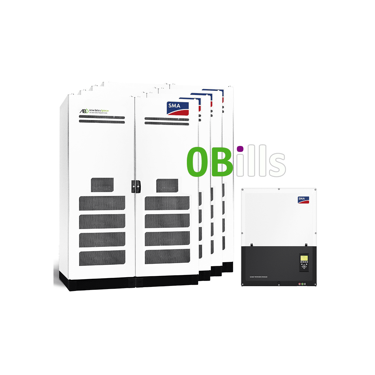 SMA ES-SYS-TS70-10 280kW Solar Battery Storage Package - Business