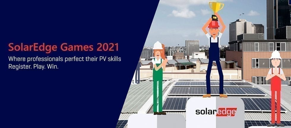 SolarEdge Games for UK Solar Installers