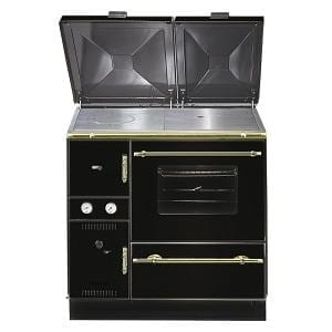 Wamsler K148 cooking stove MIX USE (right) black